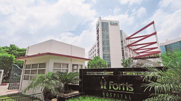 The takeover battle for Fortis was kicked off earlier this year when its founders lost control of their shareholding because of their mounting debts.(Ramesh Pathania/Mint)