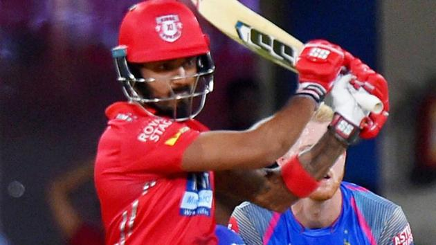 KL Rahul has been the stand-out performer for Kings XI Punjab in the Indian Premier League (IPL) 2018.(PTI)