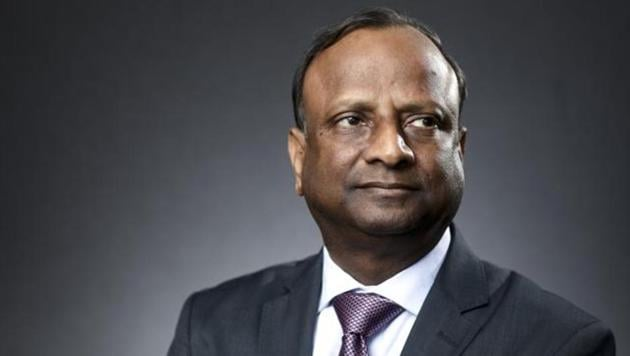 """""""It is important that we give a message that if potential bidders are trying to suppress the values, then banks are not going to accept it,"""" Rajnish Kumar, chairman of State Bank of India(Simon Dawson/Bloomberg)"""