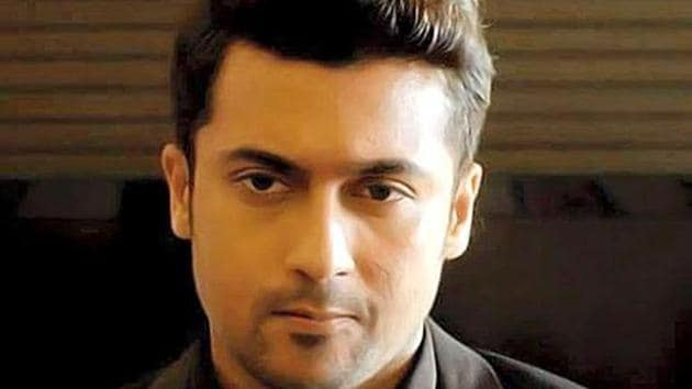 Suriya, who has a huge fan following in Kerala, contributed Rs 10 lakhs to AMMA.(SuryaActor/Facebook)