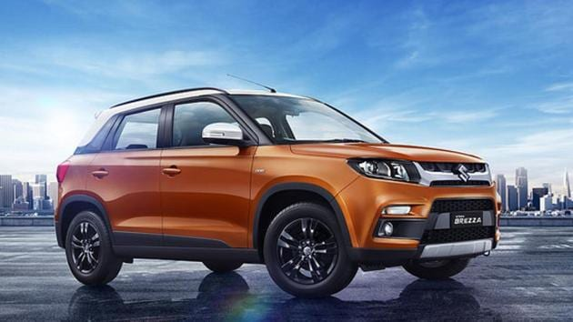 The Maruti Vitara Brezza AGS comes with a number of safety features like dual air bags, ABS with EBD, ISOFIX child restraint system, high-speed warning alert, reverse parking sensors and front seat belt pre-tensioners and force limiters.