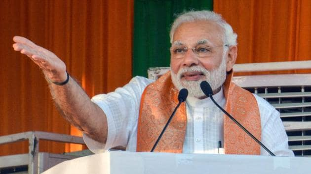 Officials said PM MOdi will be working on trust-building measures with Nepal.(PTI)
