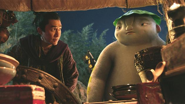 Amid an array of playful monsters and heedless shenanigans, the ever-charismatic Tony Leung stands out. As an inveterate gambler, he brings some measure of gravitas to the proceedings.