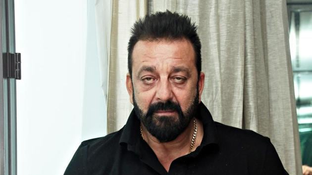 Sanjay Dutt made his comeback to Bollywood with Bhoomi.