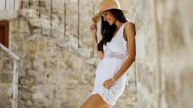 A casual summer dress is a must during bright sunny days.(Shutterstock)