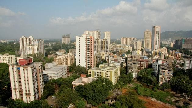 Any building taller than 32 metres is considered a high-rise.(HT File Photo)