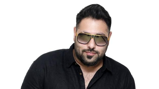 Badshah recorded the song Tareefan within 30 minutes after rewriting the lyrics.(Photo: Shivam Saxena/ HT PHoto)