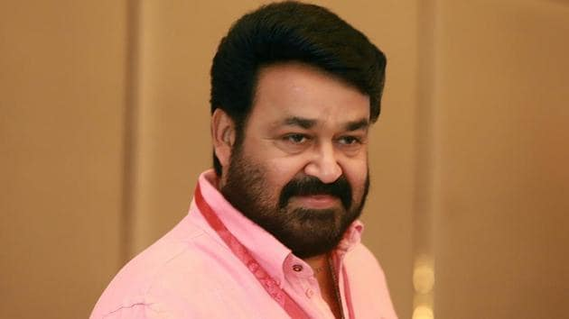 Director KV Anand tweeted on Thursday about Mohanlal's presence in Suriya 37.(ActorMohanlal/Facebook)