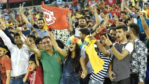 The Indian Premier League (IPL) 2018 play-offs will take start from 7 pm instead of the usual 8 pm.(PTI)