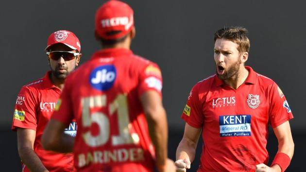 Kings XI Punjab take on Royal Challengers Bangalore in their IPL 2018 encounter in Indore on Monday.(AFP)