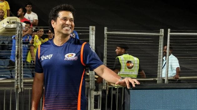 """""""She is the one who can take place of all others but her place cannot be taken by any other,"""" posted Sachin Tendulkar on Twitter on the occasion of Mothers Day.(PTI)"""
