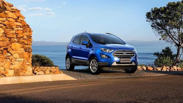 Ford India has launched new variants of its compact SUV EcoSport.