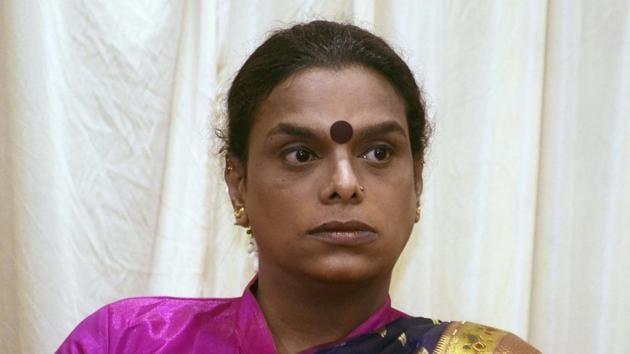 Gauri Sawant.(Ravindra Joshi/HT Photo)
