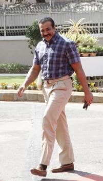 Senior IPS officer Himanshu Roy.(HT File Photo)