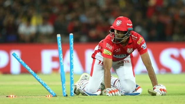 Ravichandran Ashwin has said nothing clicked for Kings XI Punjab in their heavy loss to Royal Challengers Bangalore.(BCCI)