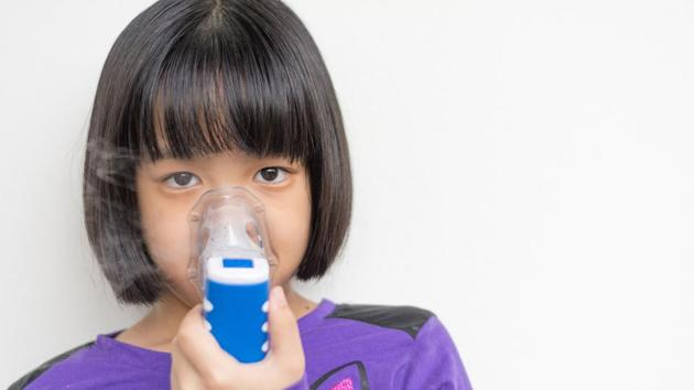 Pediatric asthma is a worrying condition for both the kids and their parents.(Shutterstock)