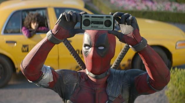 This image released by Twentieth Century Fox shows Ryan Reynolds in a scene from Deadpool 2.(AP)