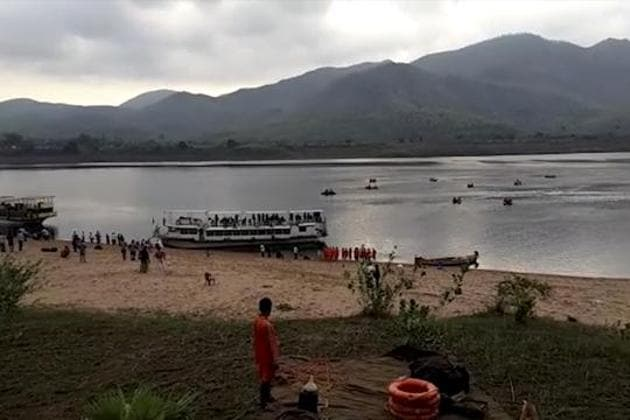 A plea before the National Green Tribunal said water in the Godavari is getting dried up due to construction at Polavaram dam and thousands of fishermen are stranded due to loss of livelihood.(AP/Photo for representation)