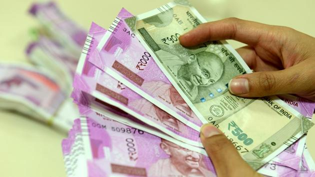The sanction for the pension scheme for the disabled was given by the civic body in November 2017.(HT REPRESENTATIONAL PHOTO)