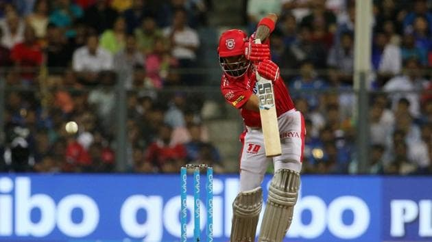 KL Rahul's 94 went in vain as Mumbai Indians beat Kings XI Punjab by three runs to stay on course for the IPL 2018 play-offs. Follow highlights of Mumbai Indians vs Kings XI Punjab, IPL 2018 match, here(BCCI)