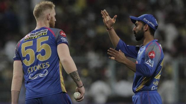 Ajinkya Rahane, Ben Stokes misfiring has dealt Rajasthan Royals crippling blow in IPL 2018 | Cricket - Hindustan Times
