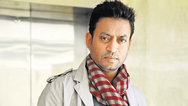 Irrfan Khan has tweeted after a gap of two months about his film Karwaan and his personal journey.(Raajessh Kashyap)