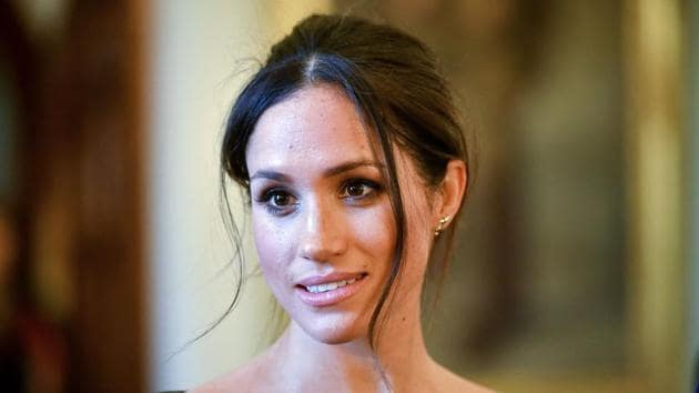 US actress Meghan Markle may also opt for a dress from her adopted country to curry favour with the public and to boost Britain's valuable fashion industry.(AFP file photo)