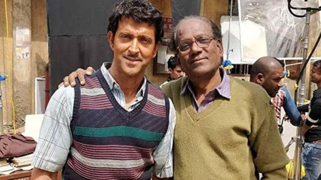 Hrithik Roshan plays a maths teacher in Super 30.