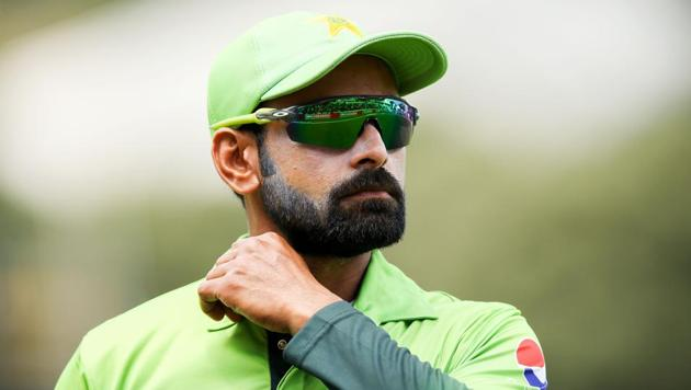 Mohammad Hafeez, whose bowling action was cleared for a third time in three years after a bowling assessment test by the ICC, lashed out at the implementation of rules on bowling action.(Getty Images)