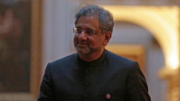 Pakistan Prime Minister Shahid Khaqan Abbasi(Reuters File Photo)