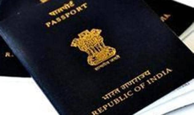 A file photo of Indian passports.(Representative Photo)