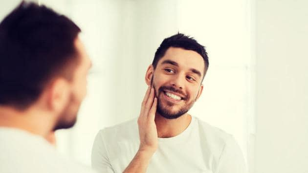 Face scrubs help in exfoliating and removing dead skin cells that makes the skin look dull.(Shutterstock)