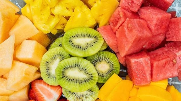 Mango And Cheese To Grapes And Spinach Fruit Salads To Try In Summer Hindustan Times