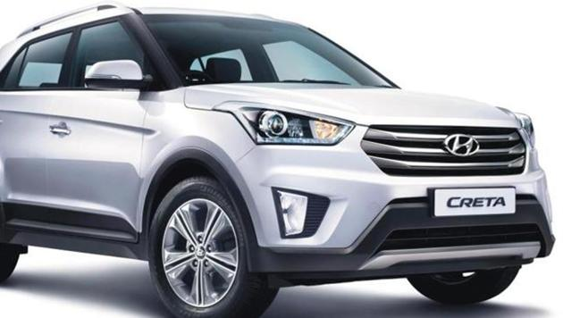 SUV Creta was launched on Monday priced between Rs 9.44 lakh and Rs 15.03 lakh.