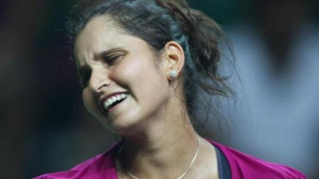Sania Mirza is India's most successful tennis player with three women's doubles grand slam titles.(Getty Images)