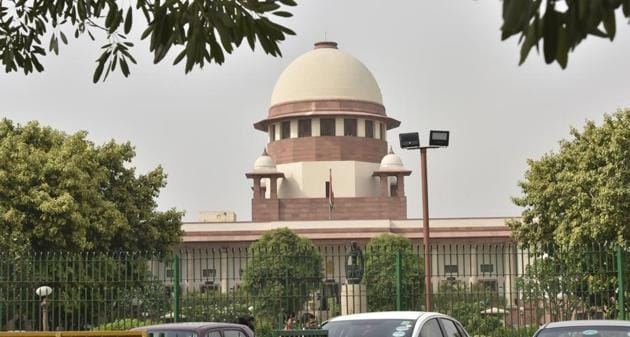 The Supreme Court agreed to hear on Thursday petitions challenging the Common Law Admission Test (CLAT) held on May 13 .(Sonu Mehta/HT PHOTO)