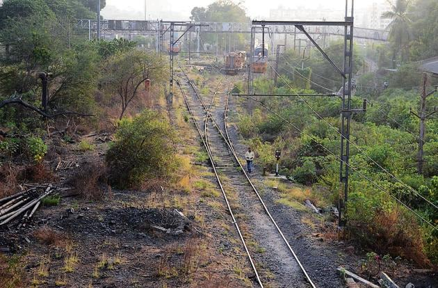 The first phase of the project has begun. The survey is over and the railways is working on finalising the layout for the project.(Rishikesh Chaudhary/HT)