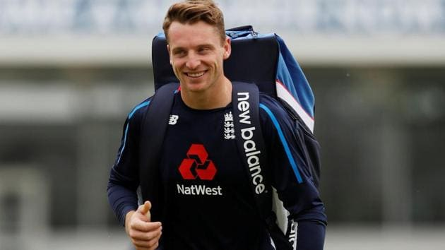 Jos Buttler was included in the England cricket team after an impressive display in the 2018 Indian Premier League (IPL).(Action Images via Reuters)
