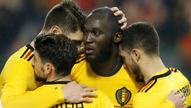 Belgium will be the dark horses in the FIFA World Cup 2018 thanks to their talented squad.(REUTERS)