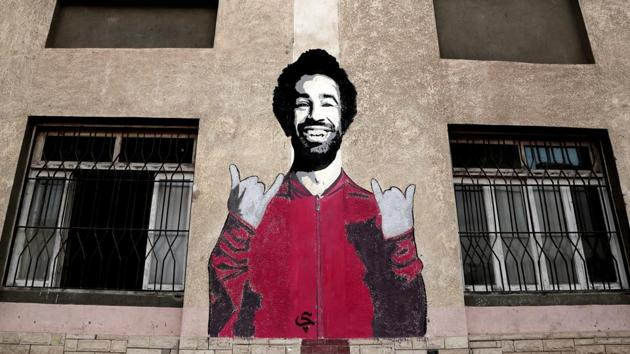 <p>The adulation is on clear display at Mohamed Salah&rsquo;s native village of Nagrir in the Nile Delta, Egypt. A large number of children and teenagers wear...
