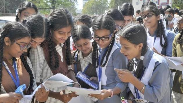 Bihar Board Results 2018: The result of the matriculation (Class 10) exams will be announced on June 20.(HT Photo)