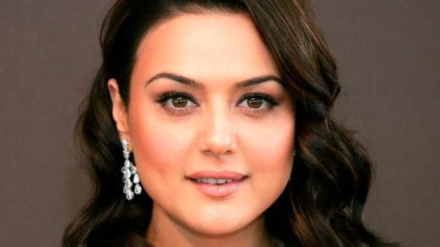 Preity Zinta's House of Masaba dress is the kind of summer frock you keep in your closet forever. (AP File Photo)