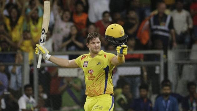 Shane Watson grateful for Chennai Super Kings opportunity after 2017 disappoint...