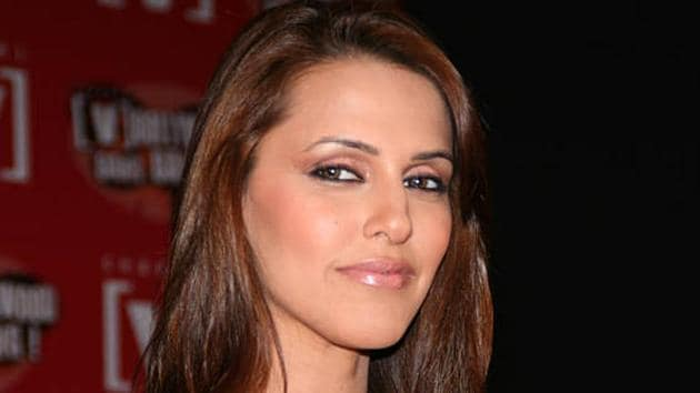 Neha Dhupia is total supermodel material in her latest magazine cover. See more from her photoshoot below. (IANS File Photo)