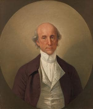 British Governor General Warren Hastings, circa 1783-1794, who sued Hicky.