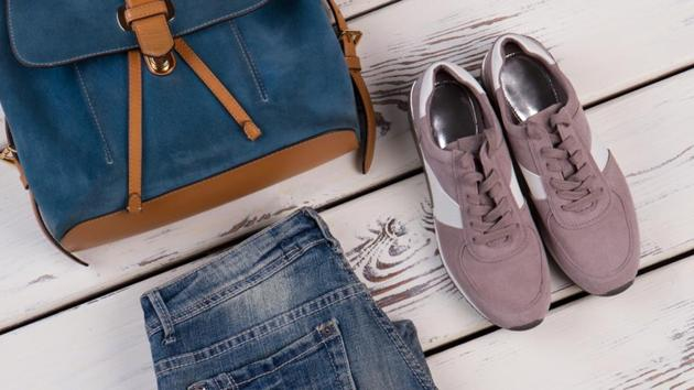 Here's how you can pick the right kind of sneakers for every look.(Shutterstock)