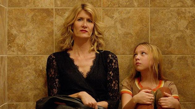 Laura Dern and Isabelle Nélisse play the two versions of Jennifer Fox in The Tale.