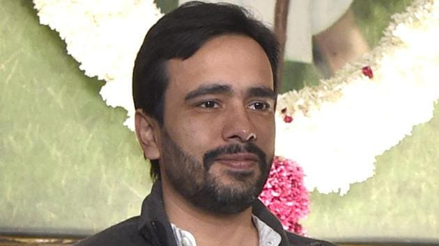 File photo of Jayant Chaudhary, the Rashtriya Lok Dal vice-president.(Arvind Yadav/HT PHOTO)
