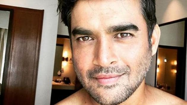 This is the selfie, clicked by R Madhavan in June 2017, which went viral.