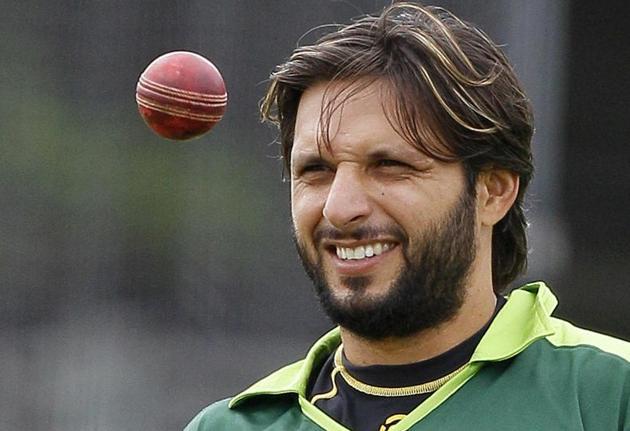 Shahid Afridi last played international cricket for Pakistan in 2016.(AP)